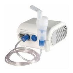 Omron Nebulizer with Battery Back Up
