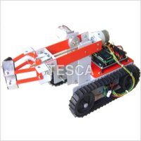 Voice Controlled Robot Arm