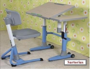 Sartorius Desk+Chair