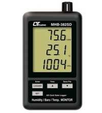Digital Weather Center Advance with Logging SD