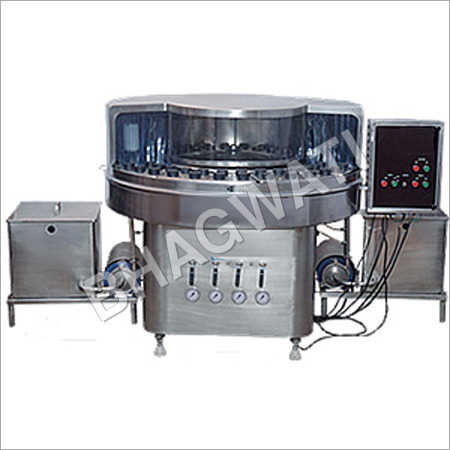 Vial & Bottle Washing Machine