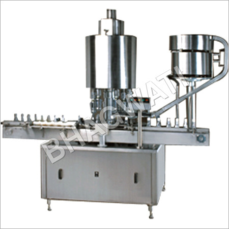 Bottle Screw Capping Machines