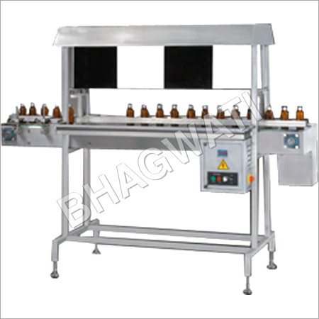Vial / Bottle Inspection Machine