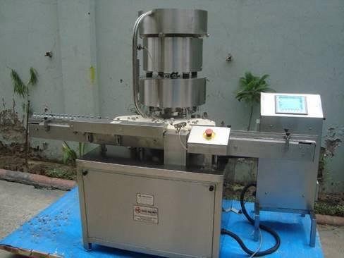 Aluminium vial Cap Sealing Machine