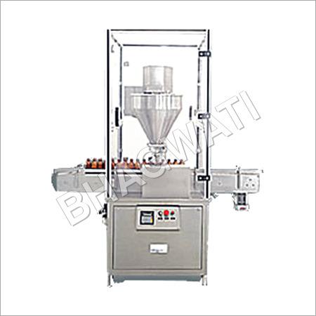 Auger Powder Filling - Powder Filler Machine
