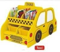 Taxi Toy Cabinet