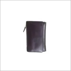 Black Ladies Wallet Plus ID-Case
