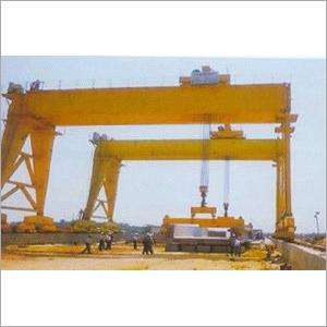 Semi Goliath Gantry Crane