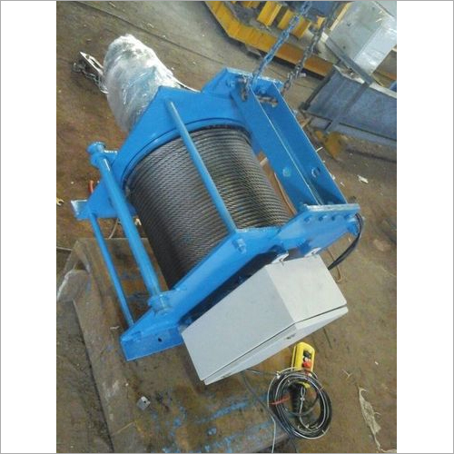 Hand Winch Machine
