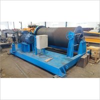 Electric Winch Machine