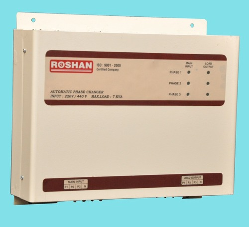 40 AMPS Automatic Phase Changer
