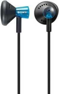 Sony MDR-E11 Earbud Headphone (Blue)