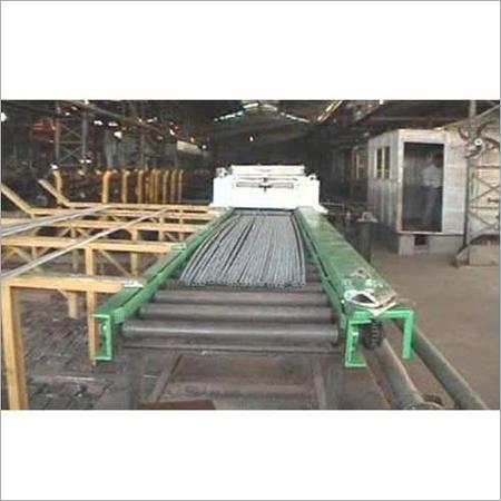 Roller Hearth Tube Furnace