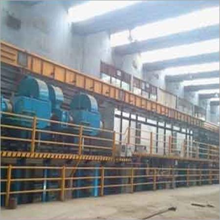 Farnace Heat Treatment Line