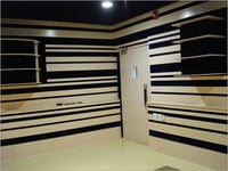 Audio Studio Wall Acoustics