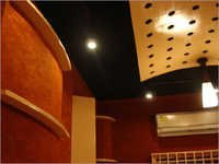 Audio Studio Wall Acoustics Ceiling Basstrap