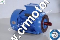 Face Mounted Electric Motor