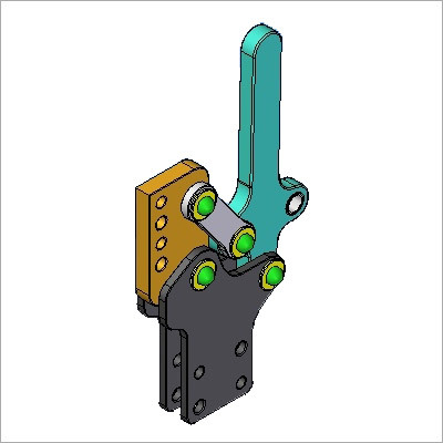 Manual Toggle Clamps