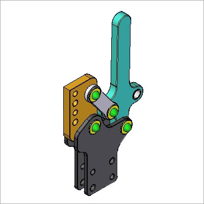 Industrial Manual Clamps