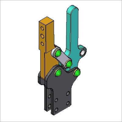 Industrial Pull Clamps