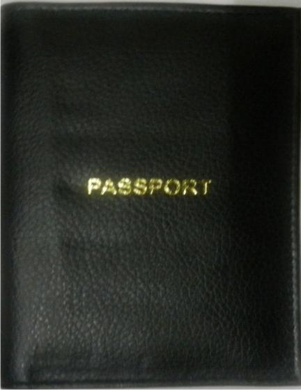 LEATHERRITE PASSPORT COVER