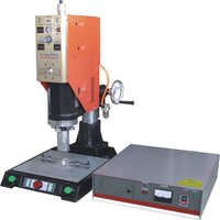 Pvc Plastic Ultrasonic Welding Machine