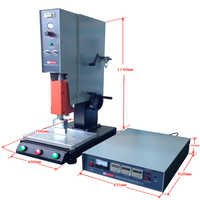 PP Plasic housing Welding Machine