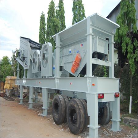 Automatic Mobile Plant
