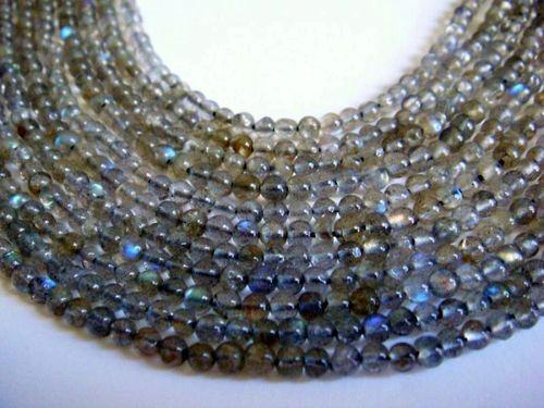 Smooth Round Beads Gemstone