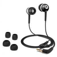 Sennheiser CX 300 II Precision Noise Isolating In-Ear Headphone (Black)