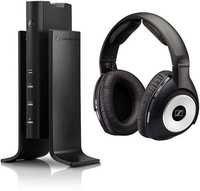 Sennheiser RS 170 Digital Wireless Over-Ear Headphone (Black)