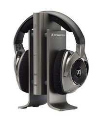 Sennheiser RS 180 Digital Wireless Over-Ear Headphone (Black)