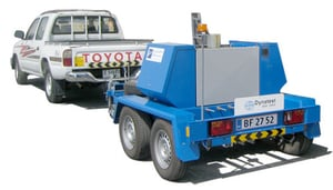 Heavy Weight Deflectometer (HWD)