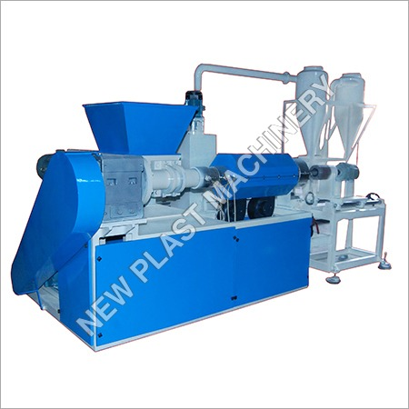 High Capacity Extruder Machine
