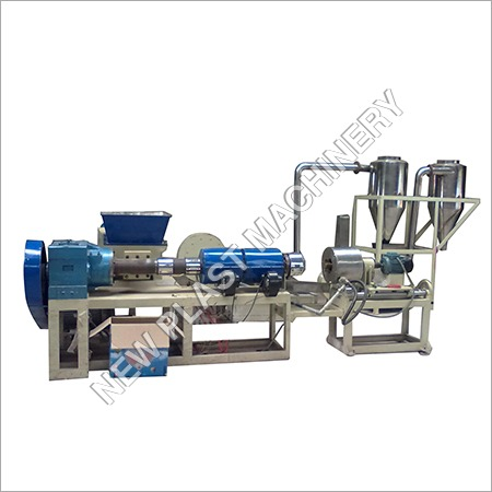 Industrial Extruder Machine