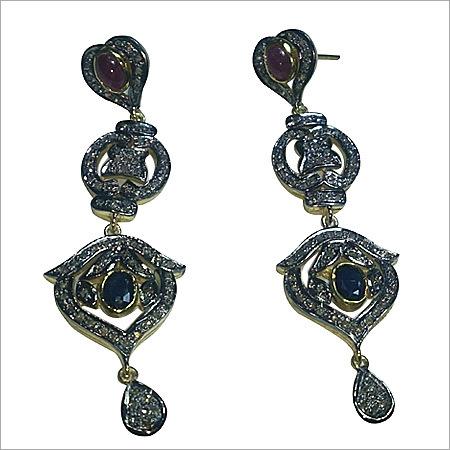 Fancy Victorian Earring