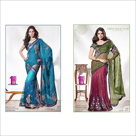 Bridal Indian Wear Saree