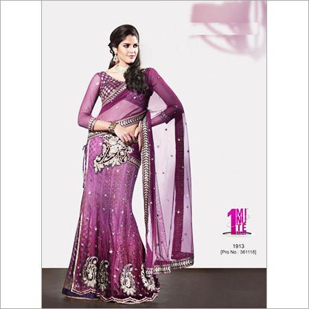 Indian Bridal Wear Sarees