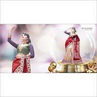 Bridal Wear Indian Saree