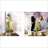 Pakistani Bridal Wear Saree