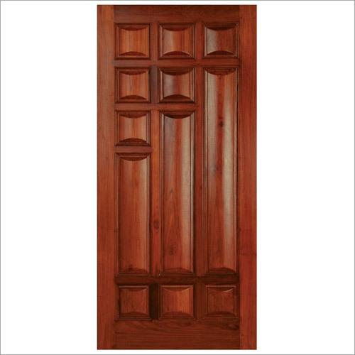 Solid Burma Teak Doors