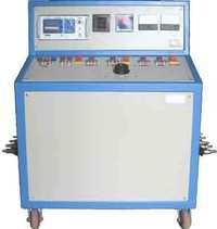 Test electrical panel