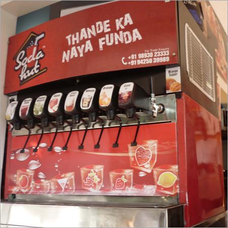 Soda Dispenser Machine
