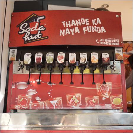 Flavoured Soda Dispenser