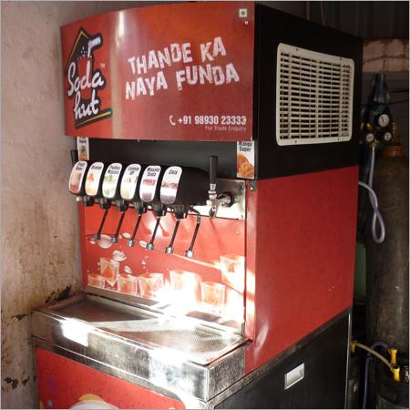 Beverage Dispenser Machine