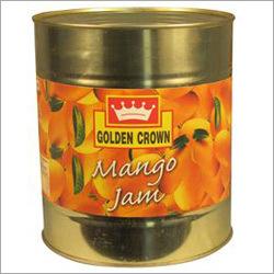 Canned Mango Jam