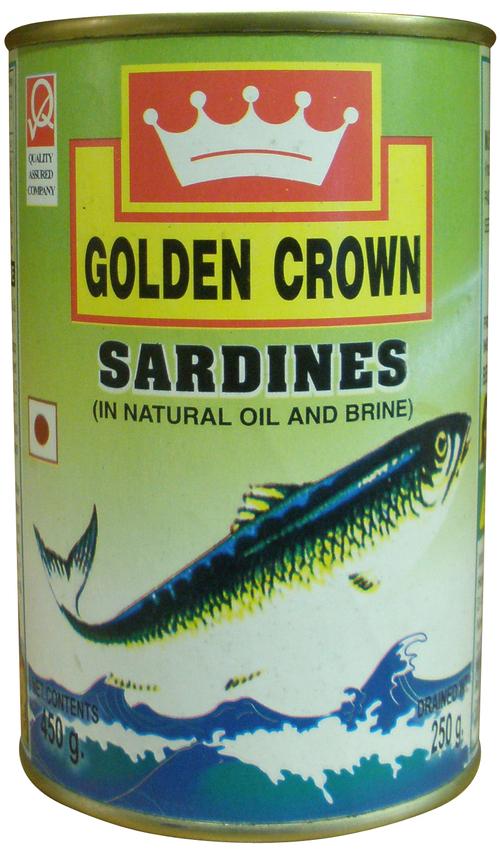 Sardine In Natural Oil & Brine