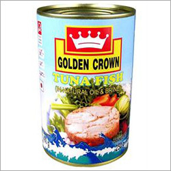 Tuna In Natural Oil & Brine