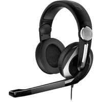Sennheiser PC 333D Gaming 7.1 Surround Sound Over-Ear Headphone with Mic