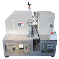 Cosmetic Tube Sealing Machine With Date Code